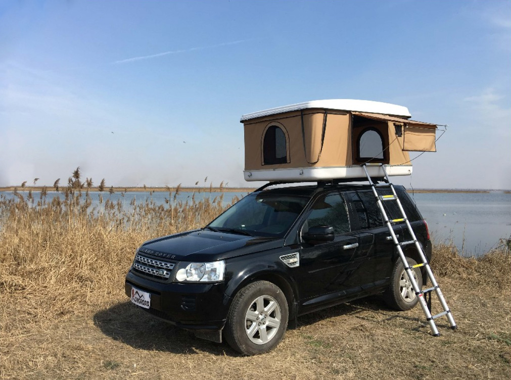 Longroad Campers Hartschalendachzelt Image