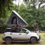 The lightest rooftop tents in the flyweight division | DACHZELTNOMADEN
