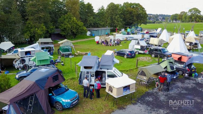 Was sind Dachzelte? Auf dem Dachzelt Festival gibt es alles!