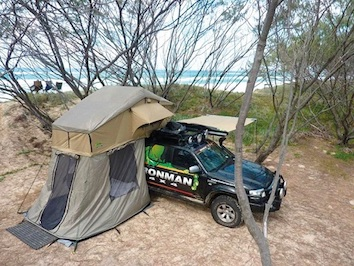 Ironman 4x4 Rooftent Image