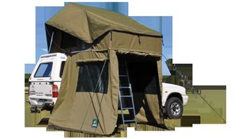 Tentco Dachzelt Protent 140 Image
