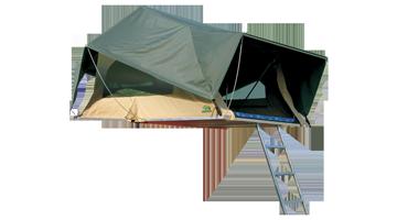Tentco Dachzelt 120 Image