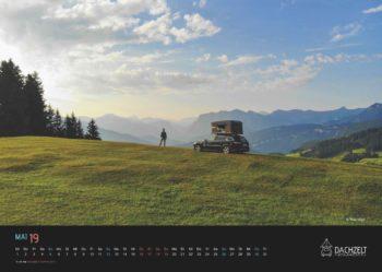 5 Dachzeltnomaden_Dachzelt_Kalender_2019_Mai
