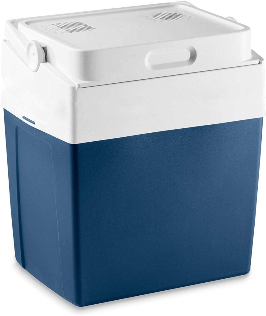 ein foto einer thermoelektrischen kühlbox
