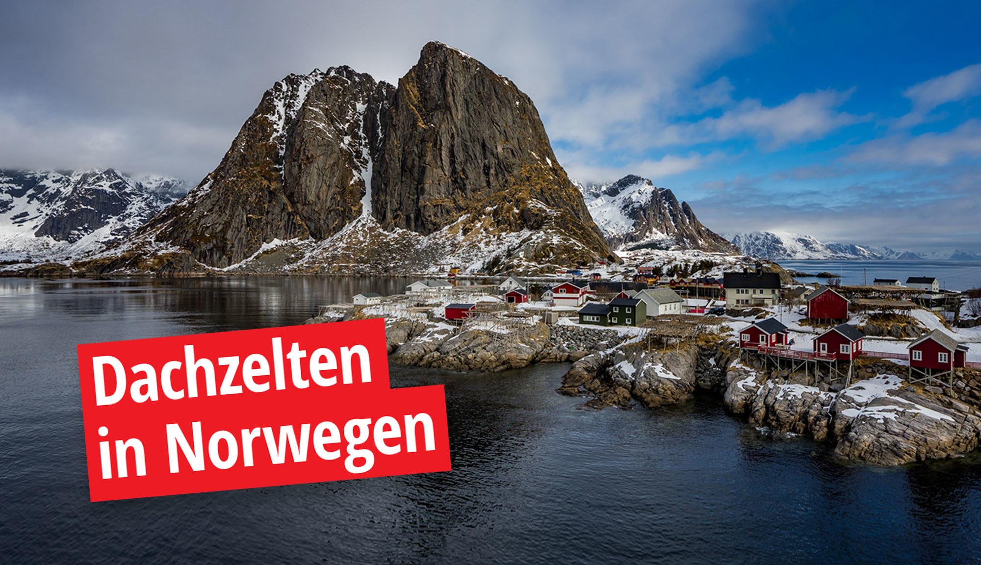 Mit Dem Dachzelt Nach Norwegen Dachzeltnomaden